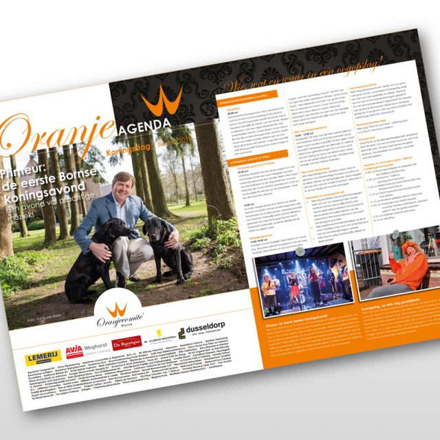 advertentie koningsdag 2019